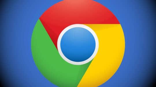 Иконка нового интерфейса Google Chrome