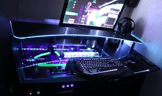игровой компьютер фотография