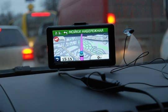 автомобильные навигаторы